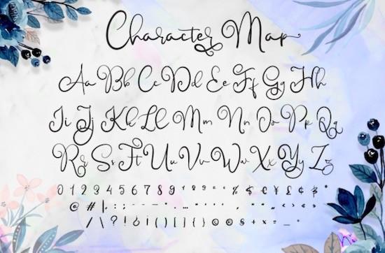 Childish font free