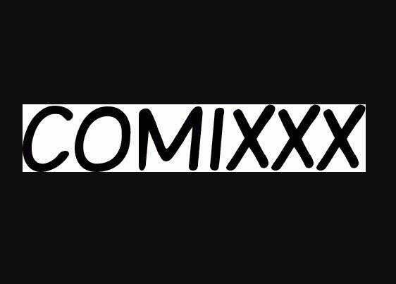 Comixxx font features