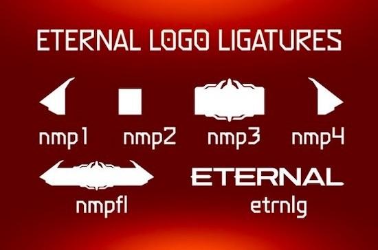 DOOM Eternal Font download
