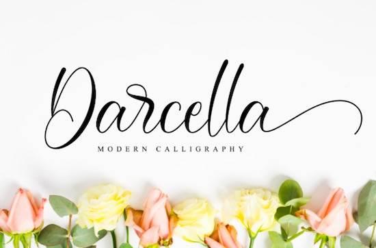Darcella Font free download