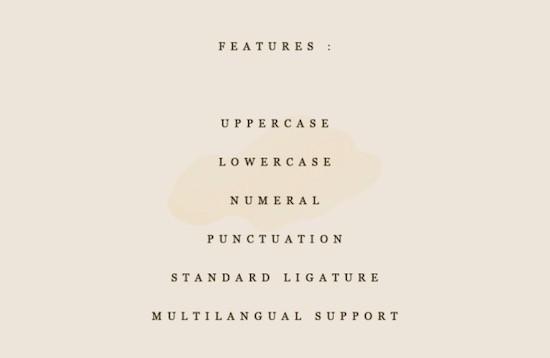 Dollamin font free download