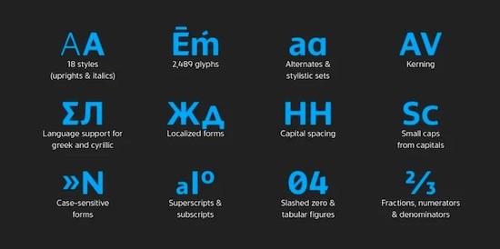 Evander font free download