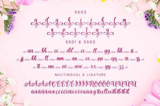 Hanitha font free download