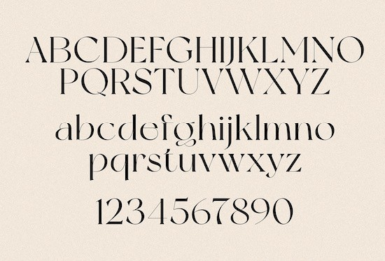 New York font download free