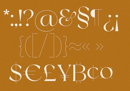 New York font free download