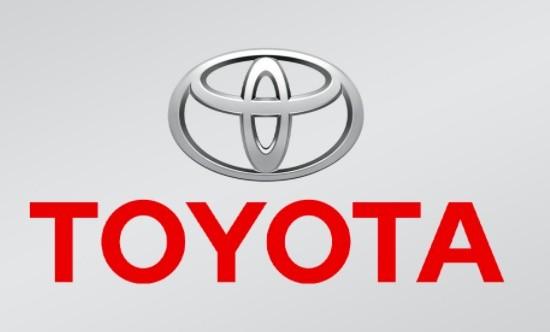 Toyota font download