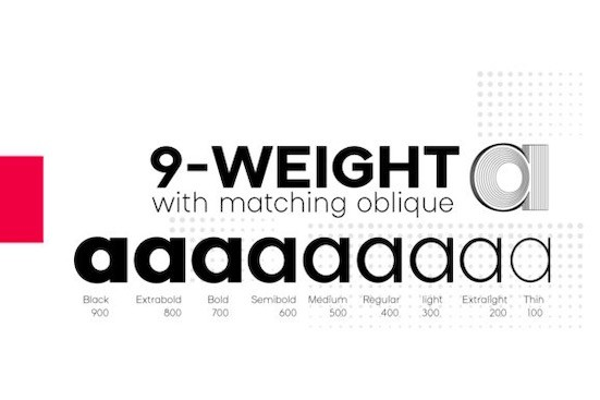 Aceh font family free