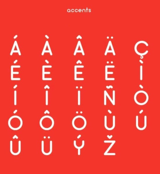 Arciform Font free download