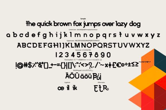 Bigote Font free