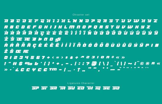 Boge font free download