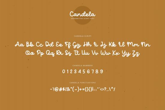 Candela Font download