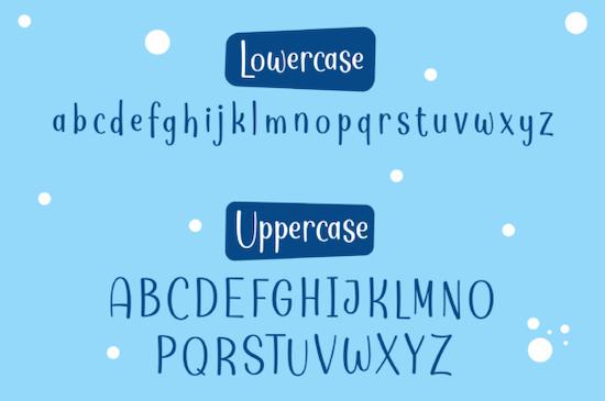 Cuttie font download