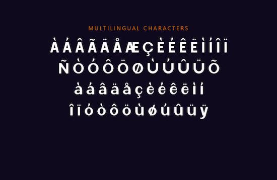 Lynsic Cisnyl font download