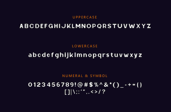 Lynsic Cisnyl font free