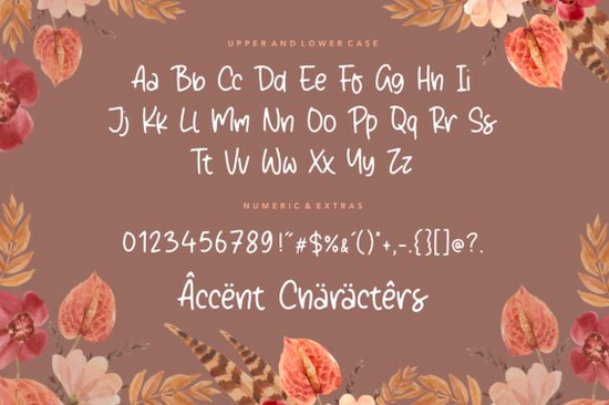 Mysteries Font free