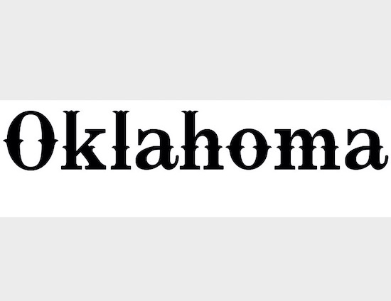 Oklahoma Font download