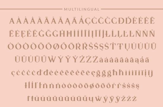 Qaligo font free download