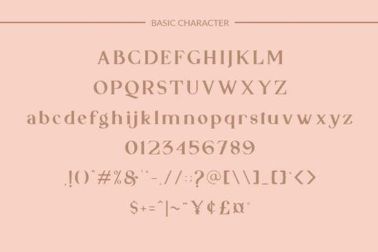 Qaligo font free