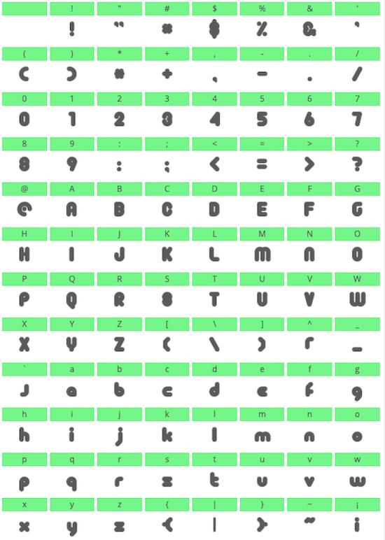 The Pico Super Ultra Bold Font