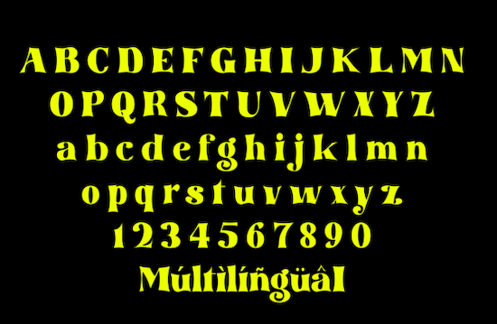 Tommy Font free download