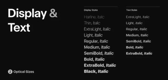 Adapta font