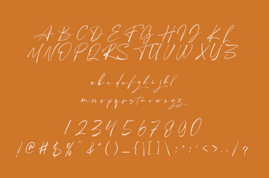 Angelinas Font download
