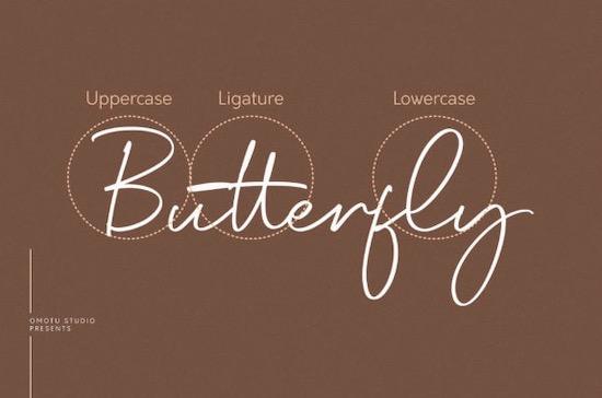 Angora font free download