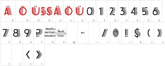 Atlas Regular font