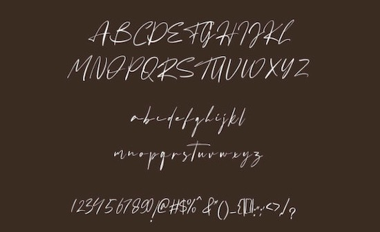 Fatigod Font free