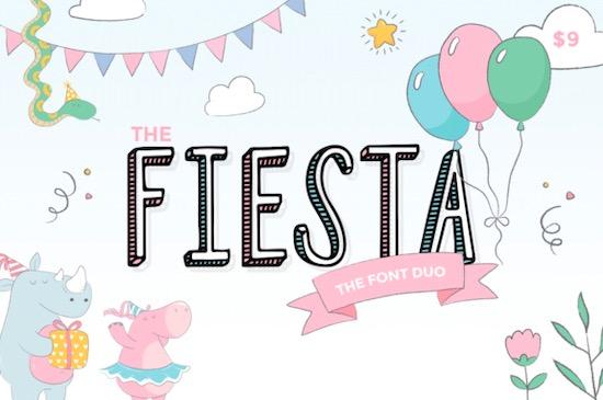Fiesta font