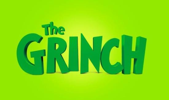 Grinch font