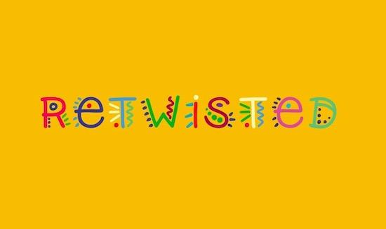 Retwisted Font