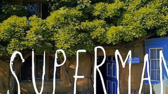 Superman font download