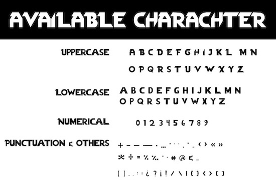 Veztro font free