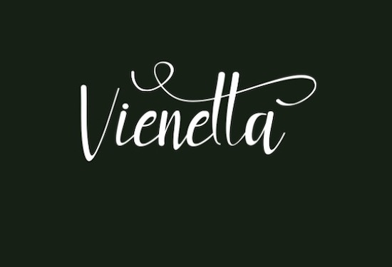Vienetta font free