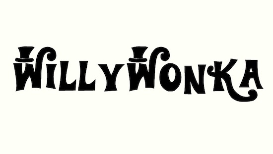 Willy Wonka font download