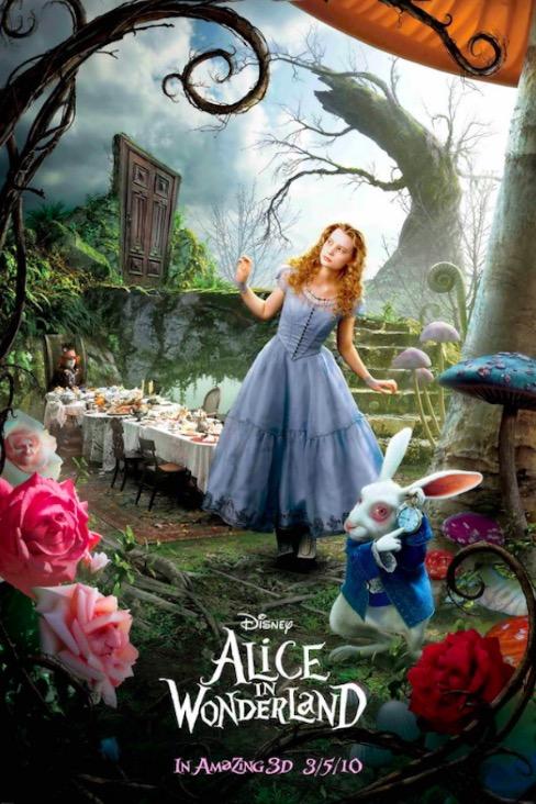 Alice in Wonderland font free