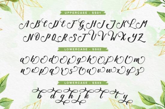 Angellya font download