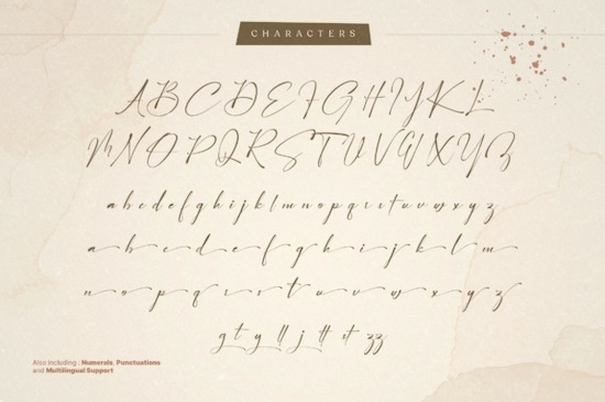 Arinttika font free