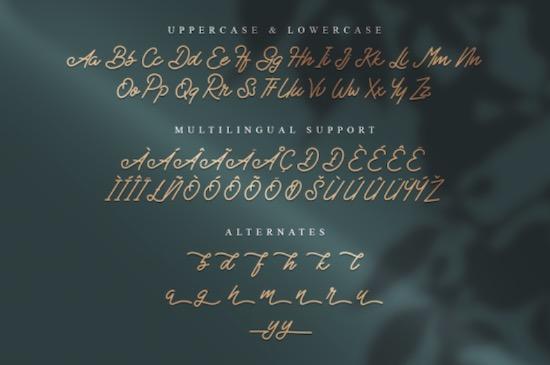Badbad font download