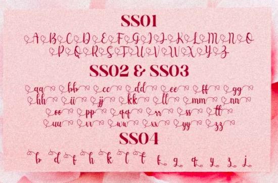 Berlysa font free download