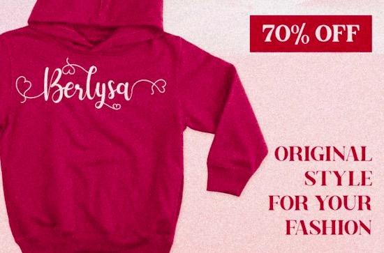 Berlysa font free