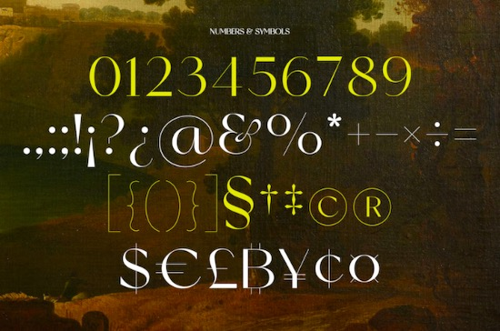 Miracle font download