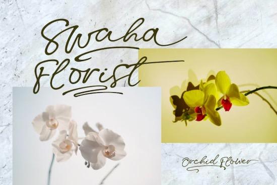Swaha font free