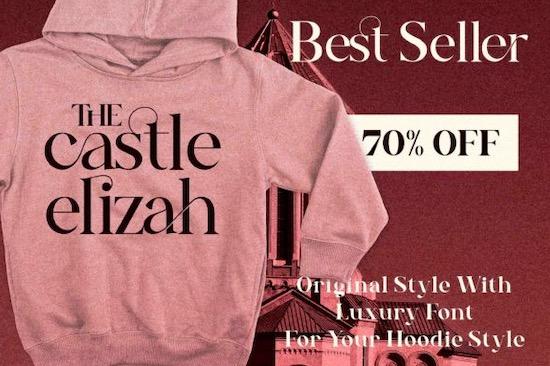 The Castle Elizah font free download