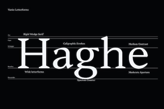 Vanio font free download