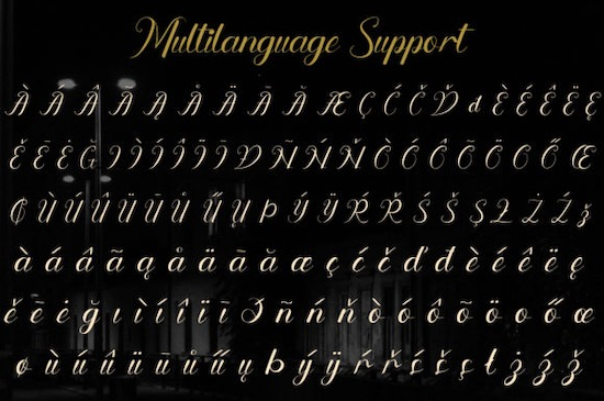 Woolymood font download