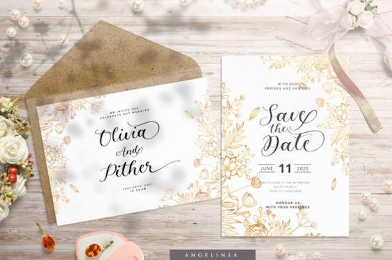 Angelinea font free