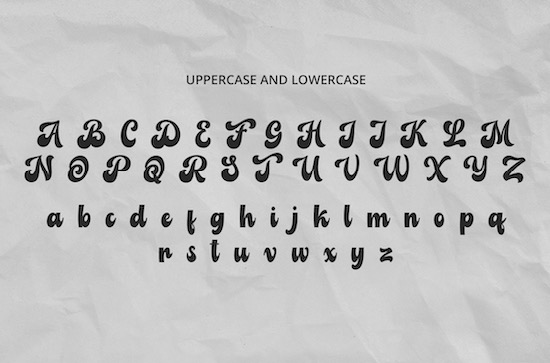 Balbaleo font free download