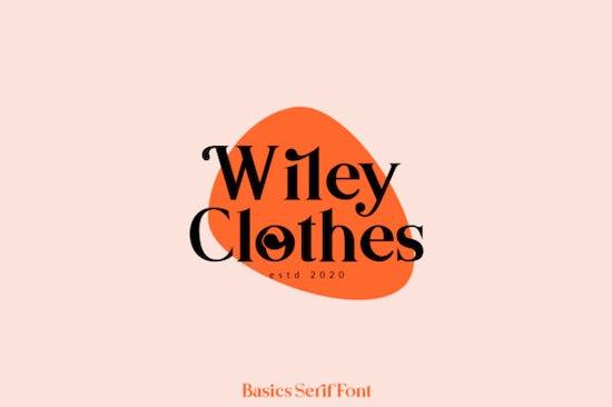 Basics font free